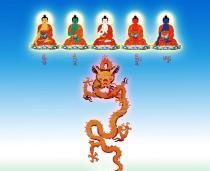 5 Dhyani Buddhas