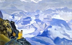 "Nicholas Roerich, ""Drops of Life"""