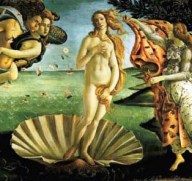 Birth of Venus ~ Sandro Botticelli
