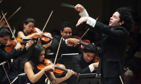 Conductor Gustavo Dudam