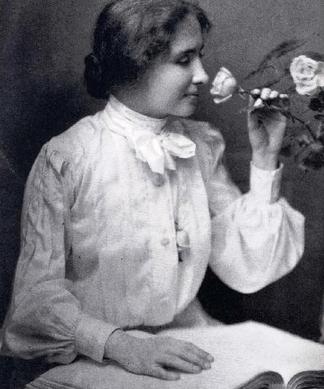 Helen Keller Water Pump