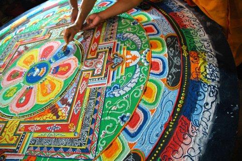 Hevajra Mandala, Anuttarayoga initiation