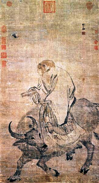 laozi-on-an-ox