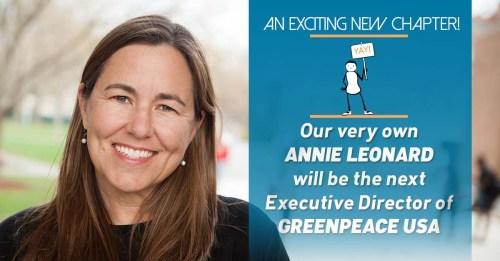 Annie_Greenpeace