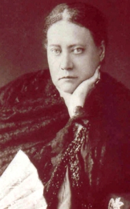 H. P. Blavatsky 1877